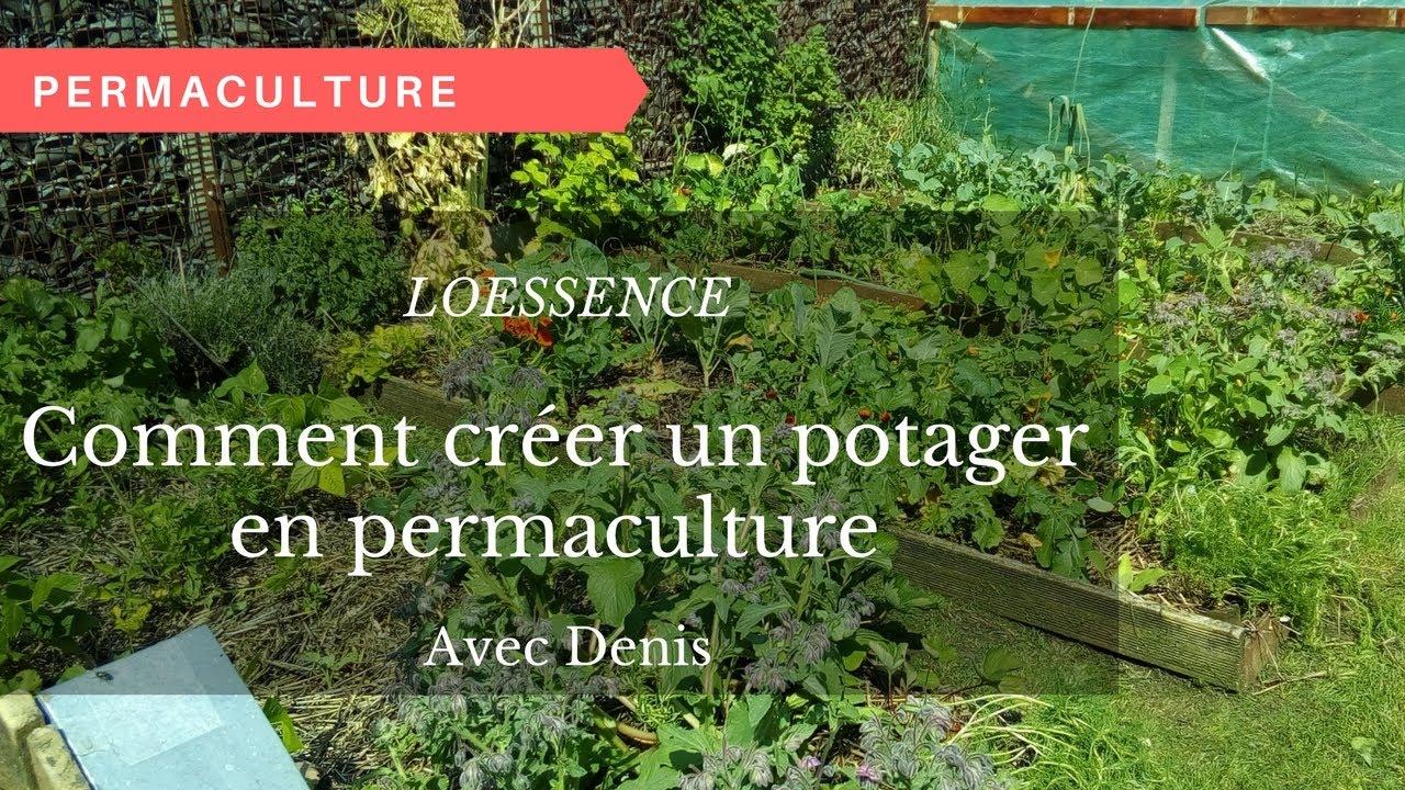 Association loessence formation et conseil en permaculture - Comment demarrer un jardin en permaculture ...