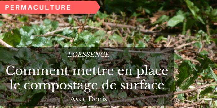 Compostage De Surface