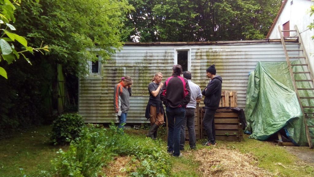 Comment avoir un potager en permaculture formation sur le site de loessence