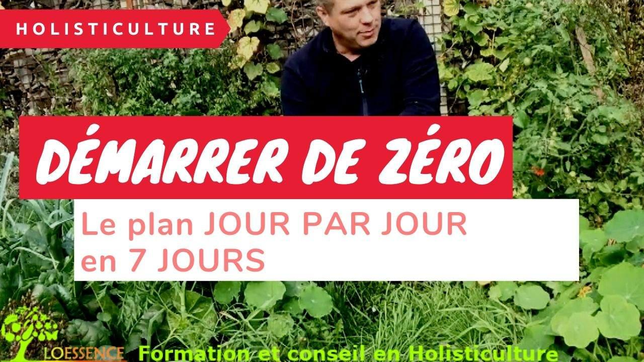 DÉMARRER DE ZÉRO : Le Plan JOUR PAR JOUR En 7 JOURS